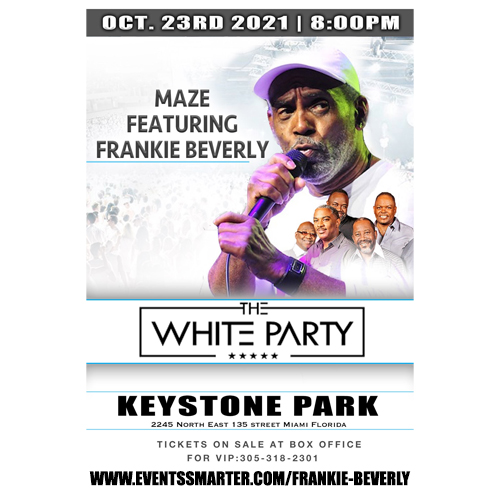 Frankie Beverly and Friends