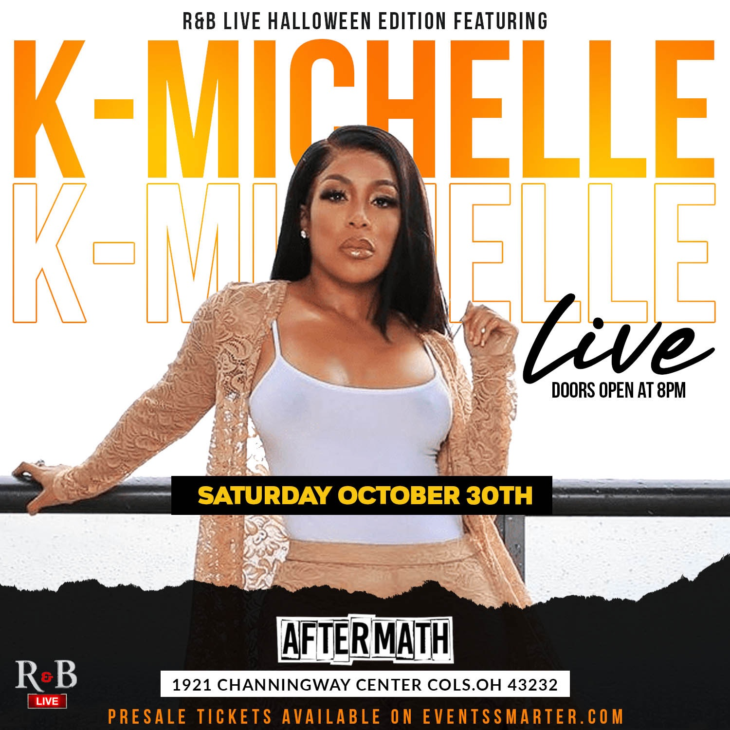 K Michelle and Friends
