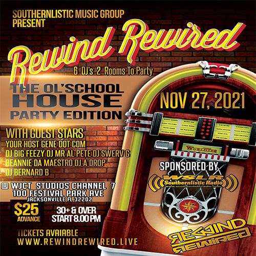 Rewind Rewired