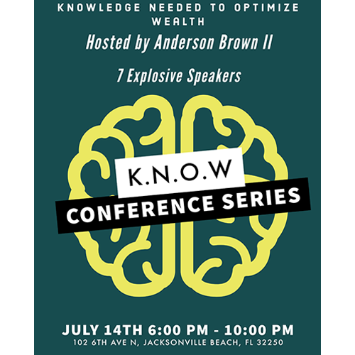 K.N.O.W. CONFERENCE SERIES