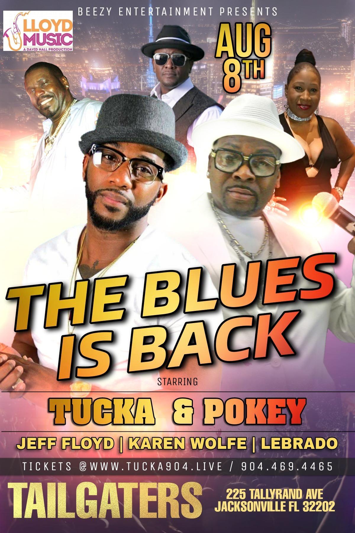 Tucka and Pokey Live